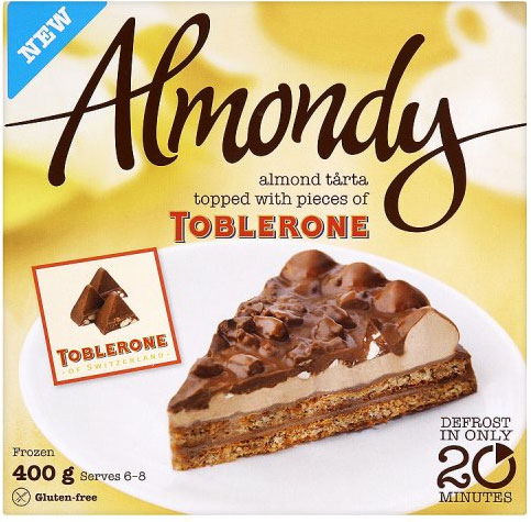 almondy | Gluten Free By The Sea Almondy