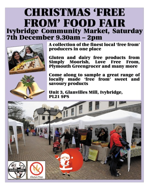Free From Food Fair Poster