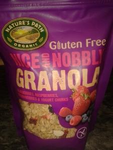 natures path granola