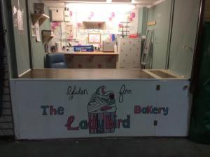 ladbybird stall