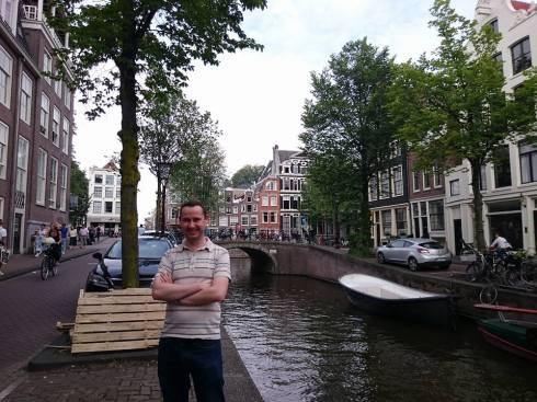 Kev Amsterdam